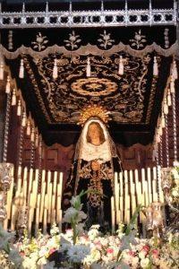 Señora de Salamanca
